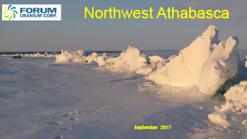Northwest Athabasca - September, 2017